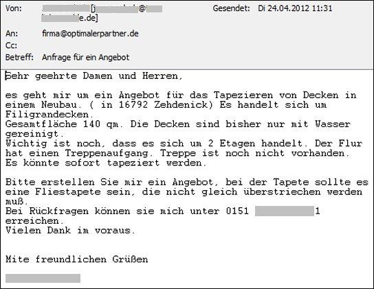 Anfrage Archives Malerdeck Ihr Opti Maler Partner Aus Karlsruhe