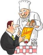 mundpropaganda durch einladung zum essen - malerdeck | ihr opti, Einladung