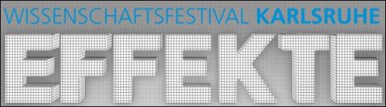Wissenschaftsfestival Karlsruhe Effekte