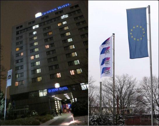 Das Konferenz-Hotel