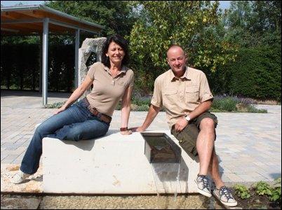Sibylle und Thomas Westenfelder