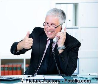 Die Kunst des Telefonierens