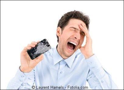 Telefon läuten lassen