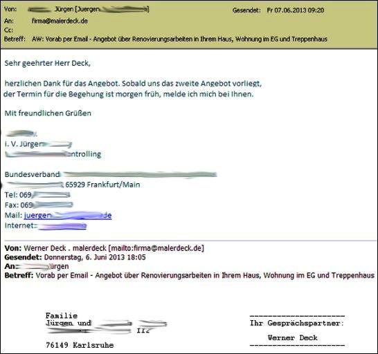 Zeitnah Archives Malerdeck Ihr Opti Maler Partner Aus Karlsruhe