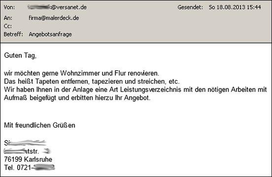 Billig Archives Malerdeck Ihr Opti Maler Partner Aus Karlsruhe