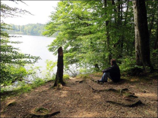 Der Chiemsee ist eine tolle Gegend und es gibt dabei noch viele andere und kleinere Seen zu entdecken