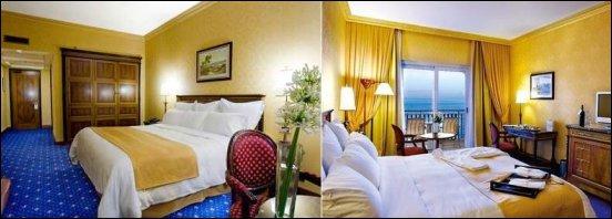 Hotelzimmer Hilton Naxos