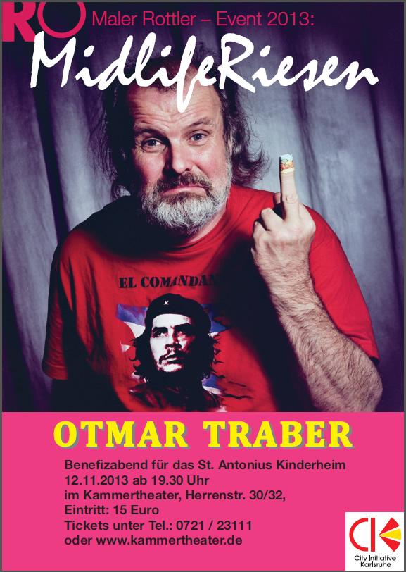 Kaberretist Ottmar Traber