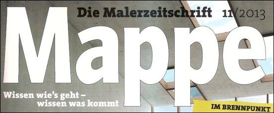 Mappe, Ausgabe 11/13